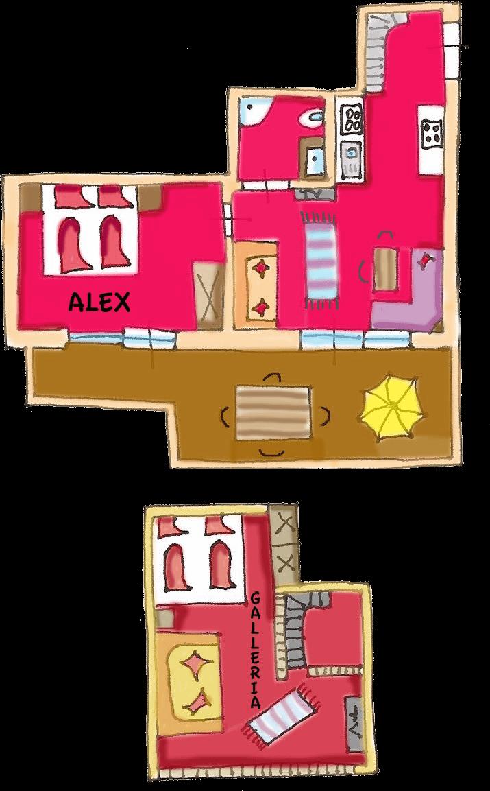 Radauerhof - Wohnung Alex