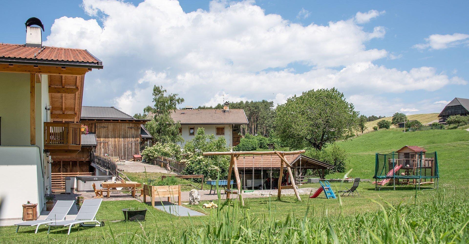 Ferien auf dem Bauernhof in Kastelruth | Wellnessurlaub in Südtirol
