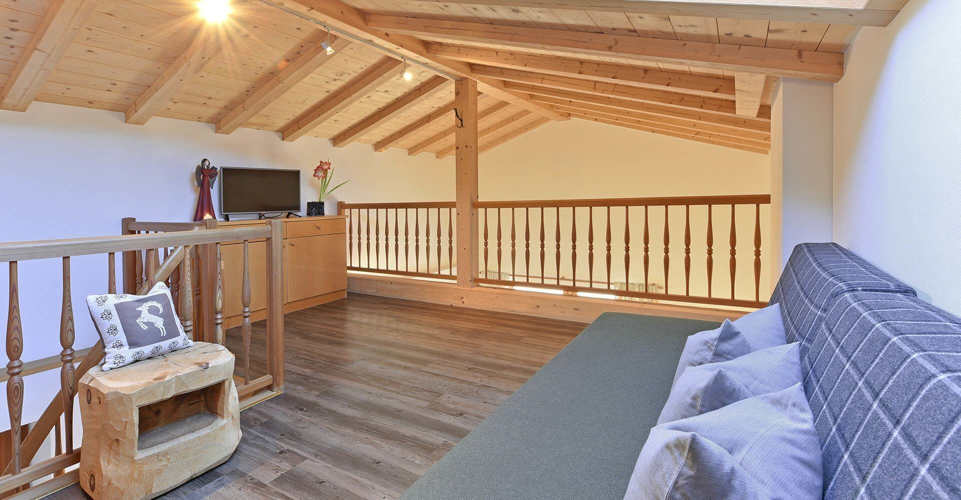Ferienwohnungen/Appartements bei Kastelruth - Radauerhof Südtirol