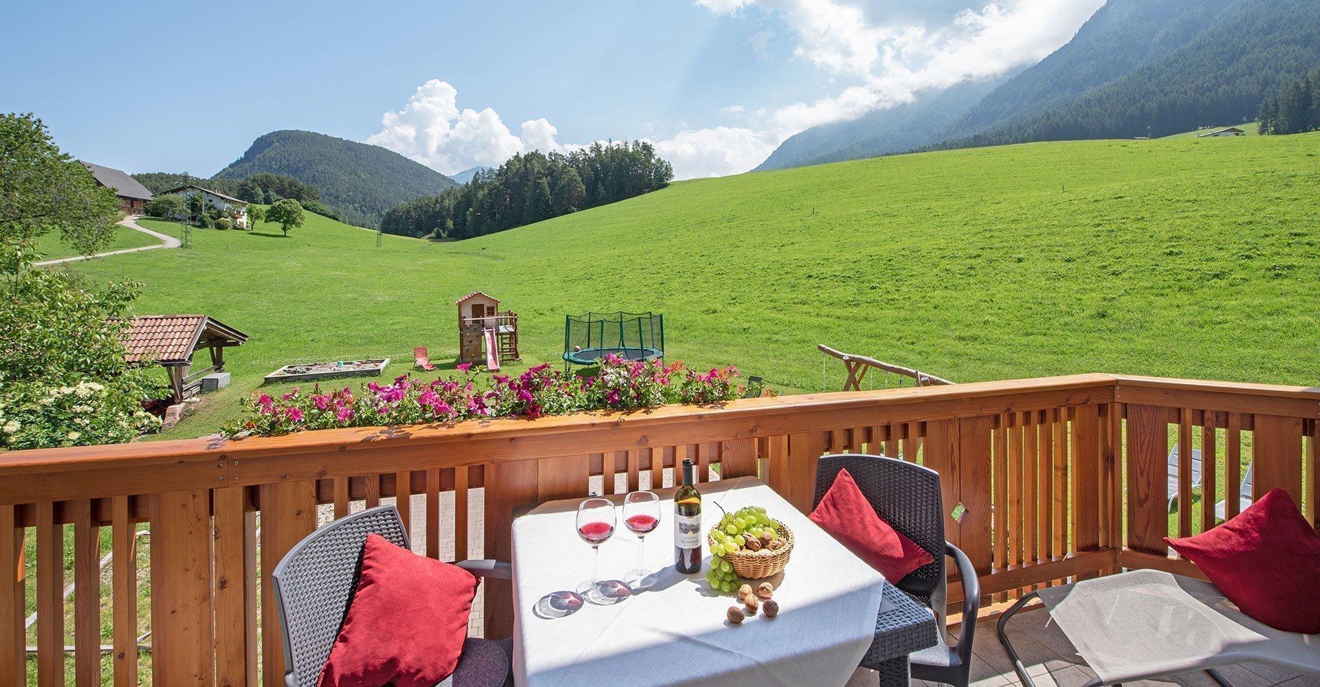 Radauerhof | Ferien in Kastelruth - Urlaub in Südtirol
